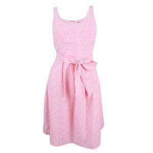 """Alfred Dunner"" Womens Tutu Pink Flare Dress SZ 16"